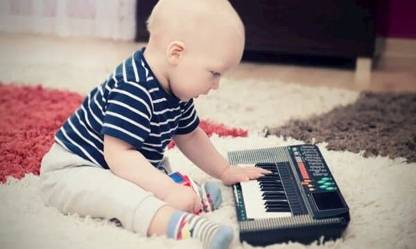 keyboard baby toy