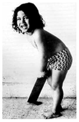 favourite sports person little sachin
